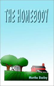 Cover of: The Homebody