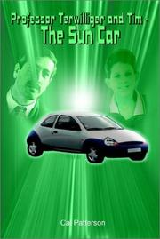 Cover of: Professor Terwilliger and Tim - The Sun Car | Cal Patterson
