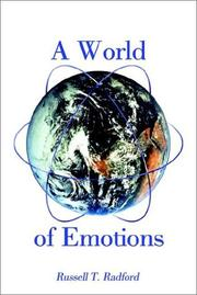 Cover of: A World of Emotions | Russell T. Radford