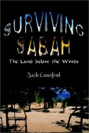 Cover of: Surviving Sabah: The Land Below the Winds