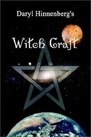 Cover of: Witch Craft | Daryl Hinnenberg