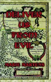 Cover of: Deliver Us from Evil | Marie Martens
