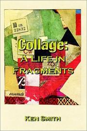 Cover of: Collage | Ken Smith