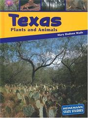 Cover of: Texas Plants and Animals