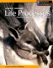 Cover of: Life Processes: From Reproduction to Respiration (Science Answers)
