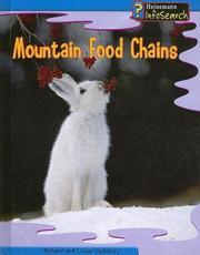Cover of: Mountain Food Chains