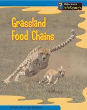 Cover of: Grassland Food Chains