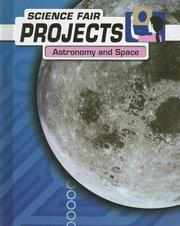 Cover of: Astronomy And Space (Science Fair Projects)