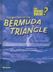Cover of: The Mystery of the Bermuda Triangle (Can Science Solve)