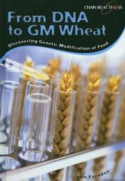 Cover of: From DNA to Gm Wheat