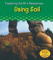 Cover of: Using Soil | Sharon Katz Cooper