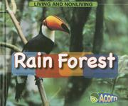 Cover of: Rain Forest (Living and Nonliving) | Cassie Mayer