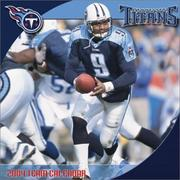 Cover of: Tennessee Titans 2004 16-month wall calendar