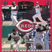 Cover of: Cincinnati Reds 2004 16-month wall calendar