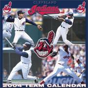 Cover of: Cleveland Indians 2004 16-month wall calendar