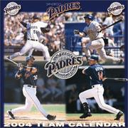 Cover of: San Diego Padres 2004 16-month wall calendar