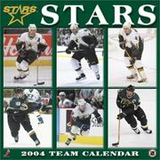 Cover of: Dallas Stars 2004 16-month wall calendar