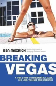 Cover of: Breaking Vegas
