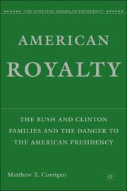 Cover of: American Royalty
