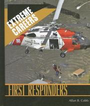 Cover of: First Responders (Extreme Careers: Set 5)