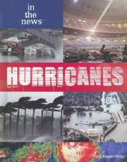 Cover of: Hurricanes (In the News)
