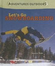 Cover of: Let's Go Snowboarding