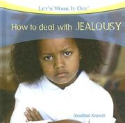Cover of: How to Deal With Jealousy (Let