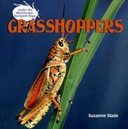 Cover of: Grasshoppers (Under the Microscope: Backyard Bugs)