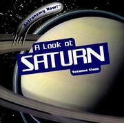 Cover of: A Look at Saturn (Astronomy Now!)
