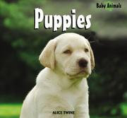 Cover of: Puppies | Alice Twine