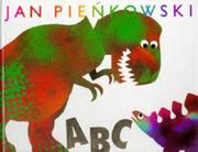 Cover of: ABC Dinosaur Pop-up Book