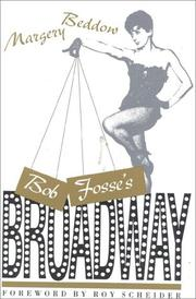 Cover of: Bob Fosse's Broadway