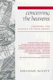Cover of: Conceiving the heavens: creating the science fiction novel
