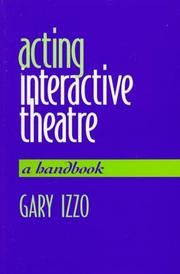Acting interactive theatre