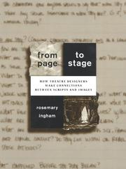 Cover of: From page to stage | Rosemary Ingham