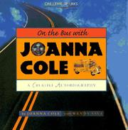Cover of: On the bus with Joanna Cole by Joanna Cole