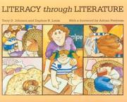 Cover of: Literacy through literature | Terry D. Johnson