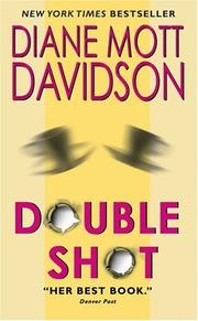 Cover of: Double Shot (Goldy Culinary Mysteries, Book 12)