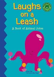 Cover of: Laughs on a Leash: A Book of Pet Jokes (Read-It! Joke Books)