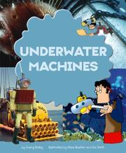 Cover of: Underwater Machines (Crafty Inventions) | Gerry Bailey