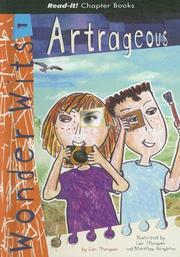 Cover of: Artrageous! (Read-It! Chapter Books)