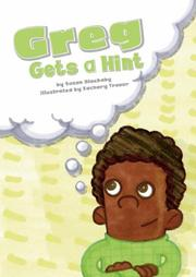 Cover of: Greg Gets a Hint | Susan Blackaby