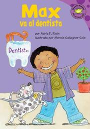 Cover of: Max Va Al Dentista