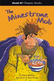 Cover of: The Minestrone Mob (Read-It! Chapter Books) (Read-It! Chapter Books) | Karen Wallace