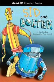 Cover of: Sid and Bolter (Read-It! Chapter Books) (Read-It! Chapter Books)