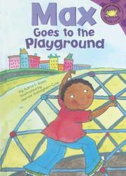 Cover of: Max Goes to the Playground