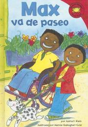 Cover of: Max va de paseo (Max's fun day)