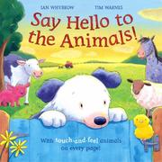 Cover of: Say Hello to the Animals