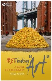 Cover of: (Re)thinking art