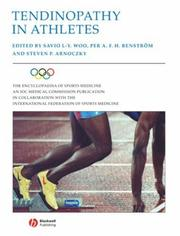 Cover of: Tendinopathy in athletes